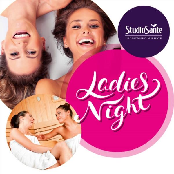 PAKIET SPA DLA PRZYJACIÓŁEK - LADIES NIGHT W STUDIO SANTE
