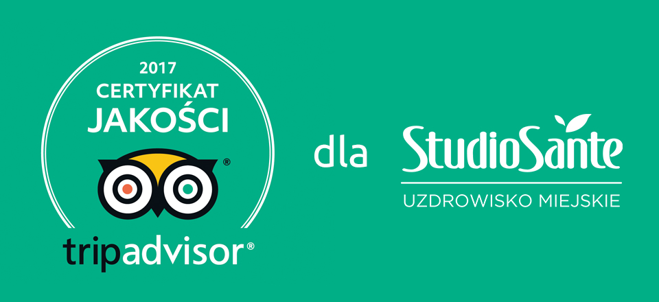 Certyfikat-Jakości-TripAdvisor-Studio-Sante-Warszawa