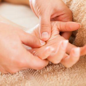 Refleksologia dłoni w Studio Sante Uzdrowisko Miejskie