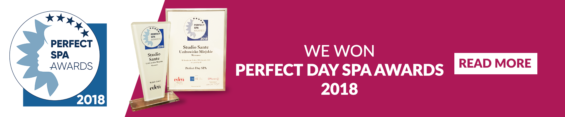 Perfect day spa 2018