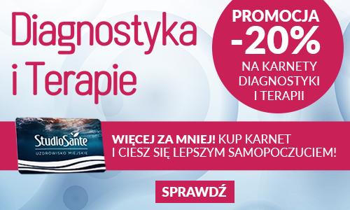 Baner Promo DIAGNOSTYKA _karnety