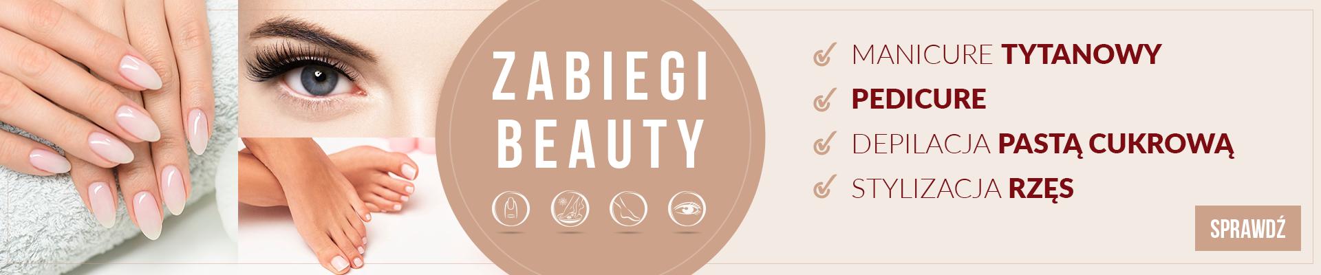Strefa beauty – nowość