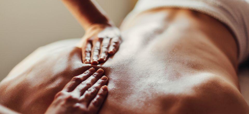 Terapia mięśniowo-powięziowa Rehabilitacja Studio Sante