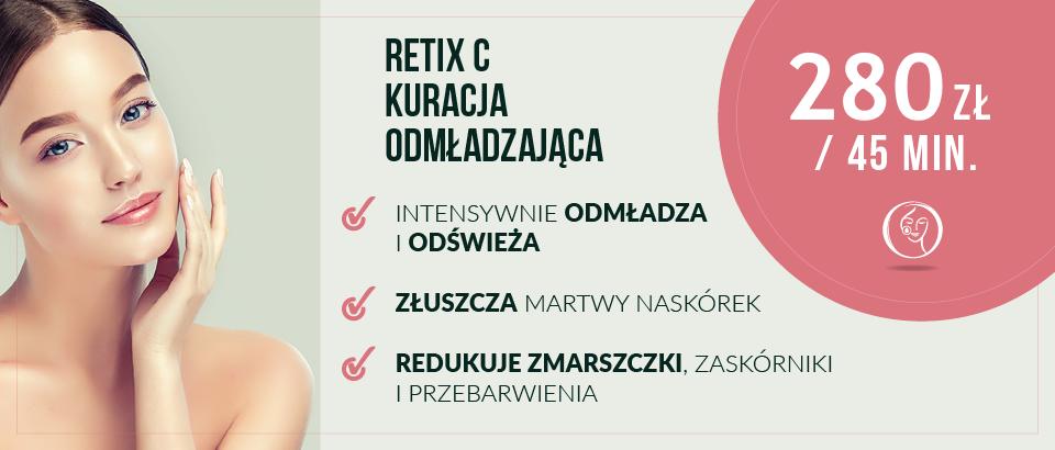 Retix C – kuracja odmładzająca