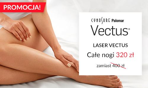 Depilacja Laserowa VECTUS – PROMO!